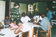 Club de lecture la bibliohèque RADI.